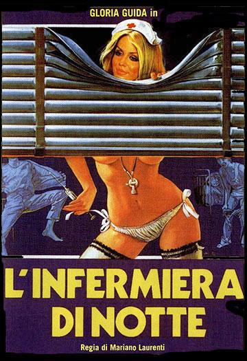 Нянька на ночь / Ночная сиделка / L'infermiera di notte (1979) DVDRip | Rus