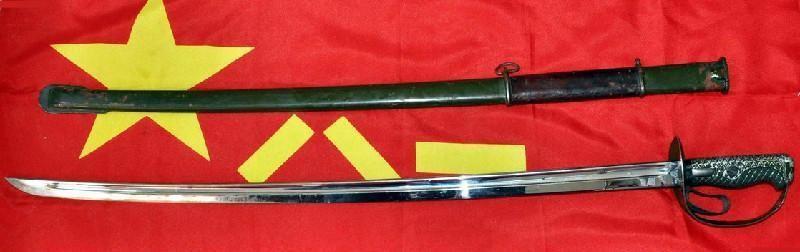Китайская кавалерийская сабля Тип 65