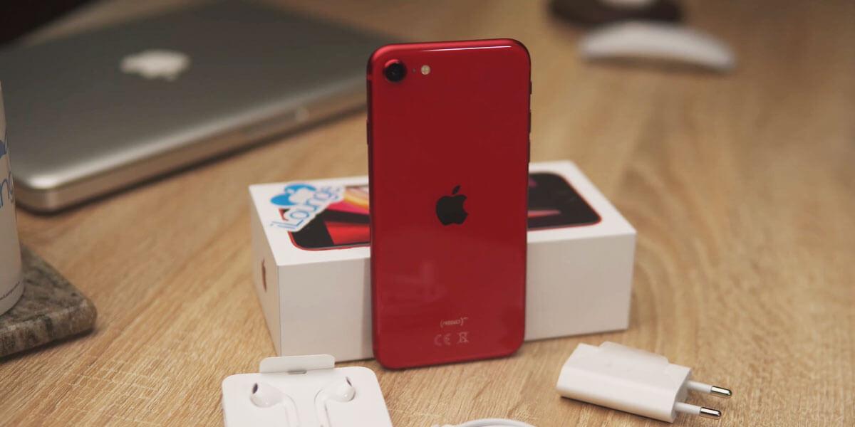 Краткий обзор iPhone SE 2