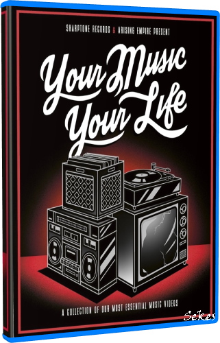 Various Artists - Your Music Your Life (2017, Blu-ray)