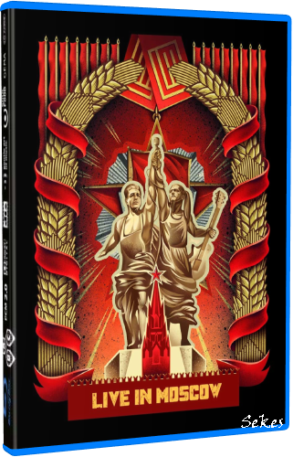 Lindemann - Live in Moscow (2021, Blu-ray)