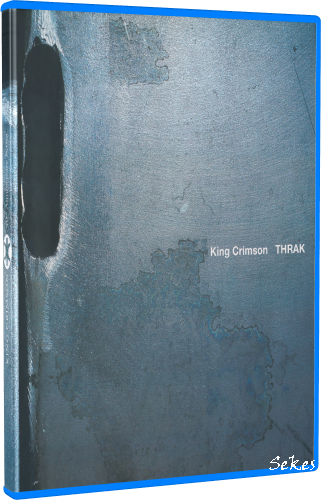 King Crimson - THRAK (Limited Edition Box Set) (2015, 2xBlu-ray)