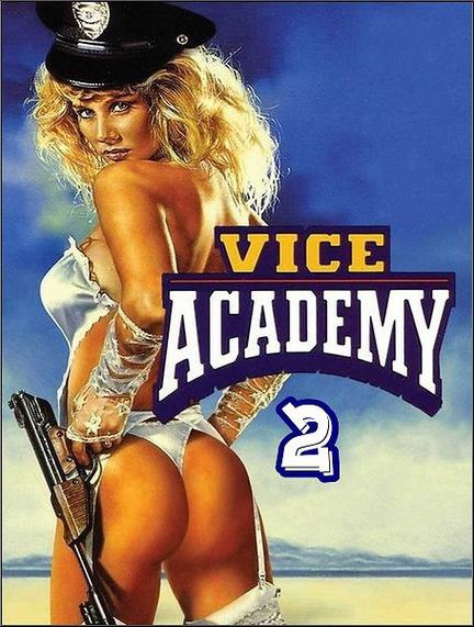Академия нравов: Часть 2 / Vice Academy Part 2 (1990) BDRip-AVC от ExKinoRay | L1