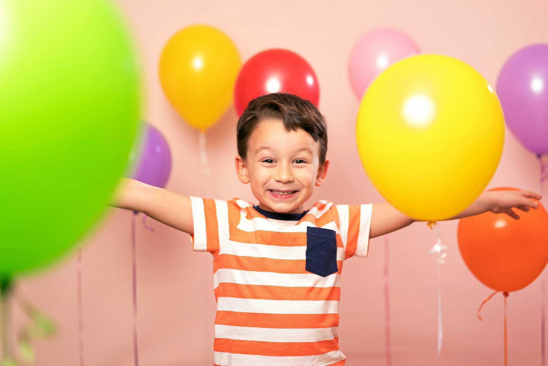 Гелевые фольгированные шары – украшение для любого праздника