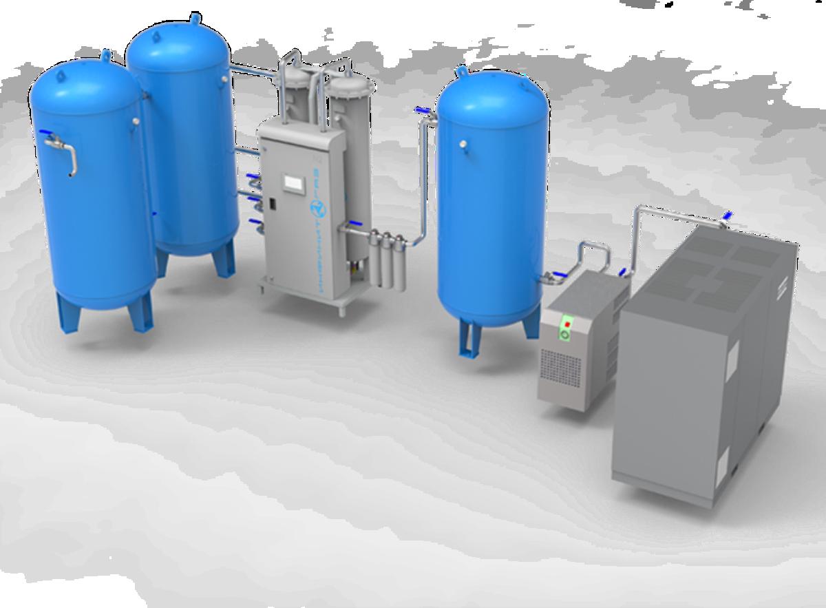 генератор азота и кислорода