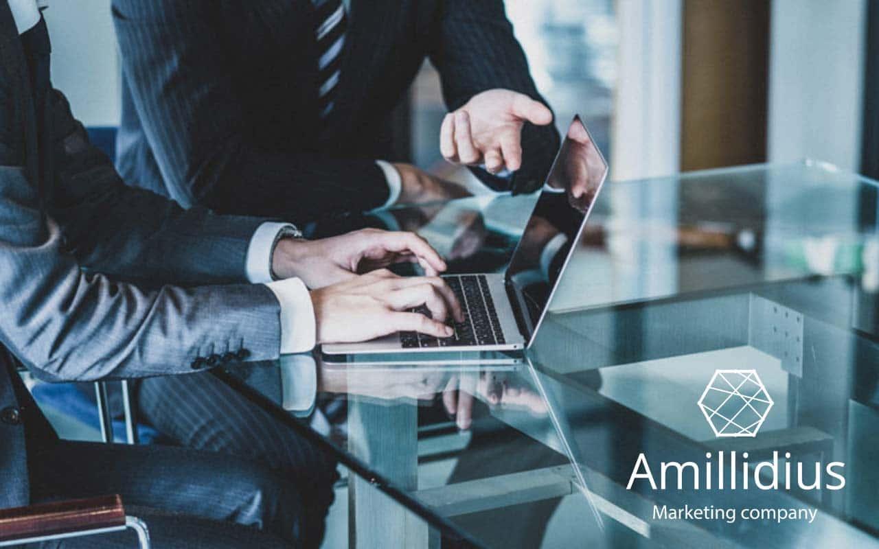 Амиллидиус – маркетинговое сопровождение вашего бизнеса