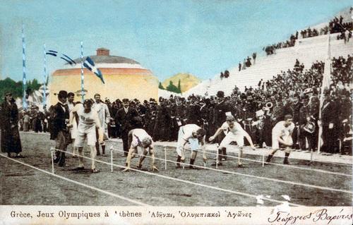 Олимпийские игры - возрождение