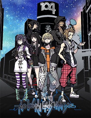 NEO: The World Ends with You – v1.01 + 2 DLCs + Yuzu/Ryujinx Emus for PC