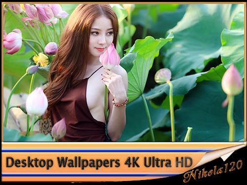 Обои для рабочего стола - Desktop Wallpapers 4K Ultra HD Part 264 [3840x2160] [55шт.] (2021) JPEG
