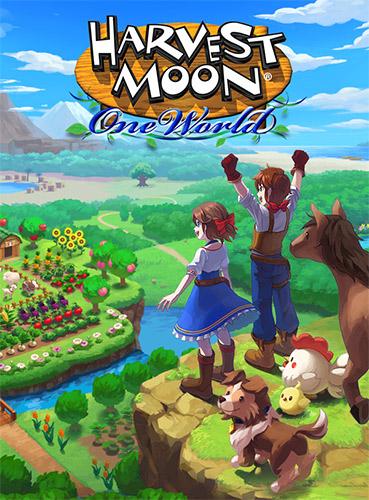 Harvest Moon: One World + 4 DLCs