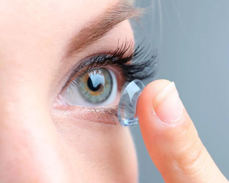Купить контактные линзы