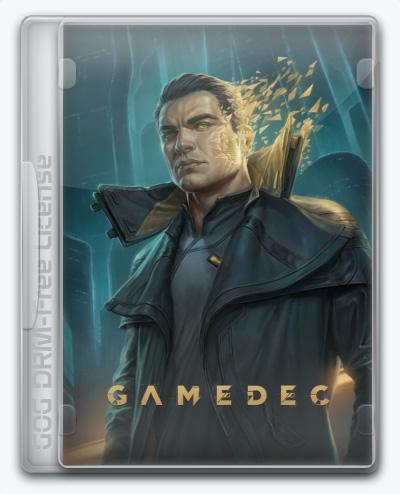 Gamedec (1.0.50.r46316/dlc) License GOG [Digital Deluxe Edition] (x64) (2021) {Multi/Rus}