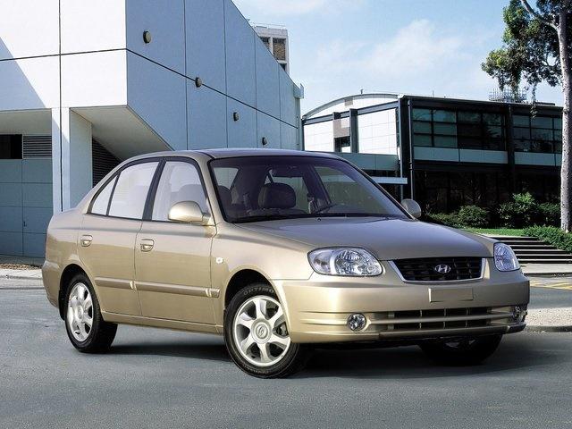 Hyundai Accent LC