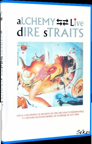 Dire Straits - Alchemy Live (2010, Blu-ray)