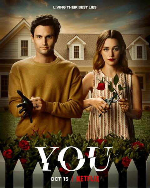 Ты / You [Сезон: 3] (2021) WEB-DL 1080p | Пифагор