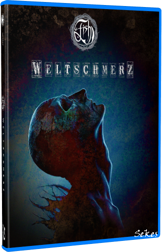 Fish - Weltschmerz (Special edition) (2020, Blu-ray)