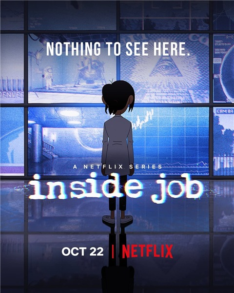Корпорация «Заговор» / Inside Job [S01] (2021) WEB-DL 1080p | SDI Media