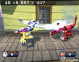 Digimon Rumble Arena 2 /2004/Gamecube/Wii/Multi 5