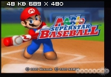 Mario Superstar Baseball /2005/Gamecube/Wii/Multi 5