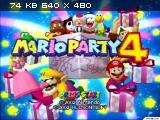 Mario Party 4 [PAL] [GC]