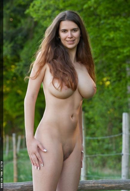 фото красивых голых девушек 30