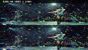 The Black Eyed Peas - I Gotta Feeling 3Д / 3D Вертикальная анаморфная