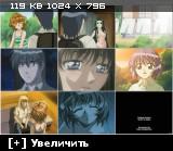 Касание девственницы / Virgin Touch / Flutter of Birds  [ 2 из 2 ] [ JPN;ENG;RUS ] Anime Hentai