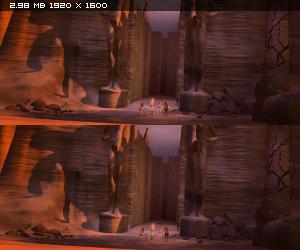 Poнaл-вapвap в 3Д / Роnаl Ваrbаrеn 3D  Вертикальная