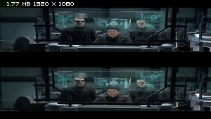 Обитель зла 4: Жизнь после смерти в 3Д / Resident Evil: Afterlife 3D  Вертикальная анаморфная