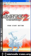 Pocket Monsters White 2 / Pokemon White Edition 2 [ENG] [PATCHED]