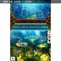 Jewel Link: Legend of Atlantis [EUR] [NDS]