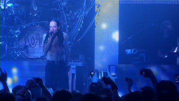 Korn: The Path Of Totality Tour - Live At The Hollywood Palladium (2012) Blu-ray