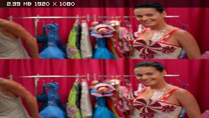 Кэти Перри: Частичка меня в 3Д / Katy Perry: Part of Me 3D Вертикальная анаморфная