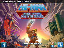 He-Man: The Most Powerful Game in the Universe™ v1.0.1 для iOS