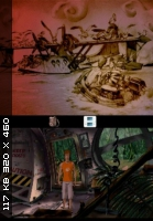 Runaway 2: The Dream of The Turtle [v.01] [EUR] [NDS]