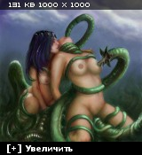 The Tentacle Collections / ������� �������� � ���������� [5364��] [JPG] [Ptcen] Hentai ART