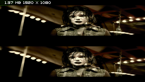 Сайлент Хилл 2 / Silent Hill: Revelation Вертикальная анаморфная