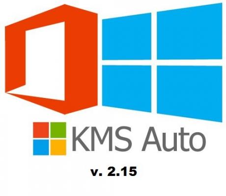 KMSAuto 2.15 Portable [Eng/Rus]
