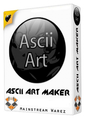 Ascii Art Maker 1.72[Multilanguage] + Видеоурок