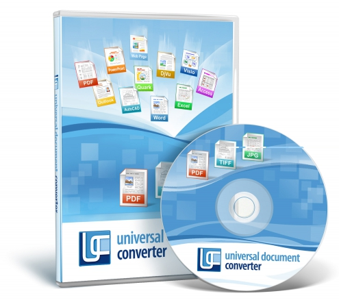 Universal Document Converter 5.7.1305.21160 + Видеоурок
