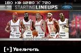 ���������. NBA Playoffs 2015. West. Final. Game 4. Golden State Warriors vs. Houston Rockets [25.05] (2015) HDTVRip 720p | 50 fps