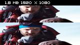 Без черных полос (На весь экран) Эверест 3D / Everest 3D Вертикальная анаморфная