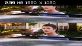 Без черных полос (На весь экран) Ужастики 3D / Goosebumps 3D Вертикальная анаморфная