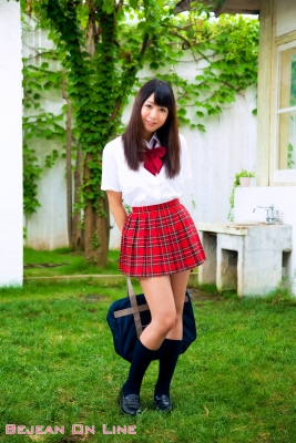 Honoka Shirasaki — Bejean Online (2011.10)