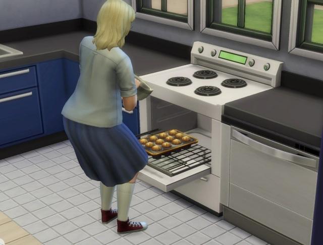 Sims 3 рецепты как приготовить куриную печень - 7a1