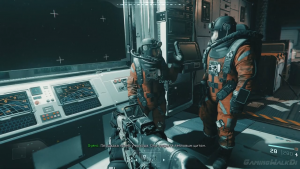 Call of Duty: Infinite Warfare (2016) WEBRip 720p