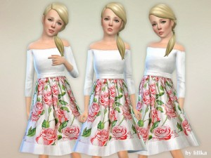 Для детей (платья, туники, комлекты с юбками) - Страница 7 2c740b5e21ca04d5b17f9e1d415b1207