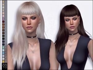 Женские прически (длинные волосы) - Страница 31 A2e874f98411c6f6ee479bf85bf22d0c