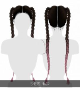 Женские прически (длинные волосы) - Страница 33 489f48400926c166f37dd3c0b5565776