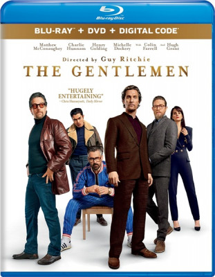 Джентльмены / The Gentlemen (2019) BDRip 1080p | Кубик в Кубе